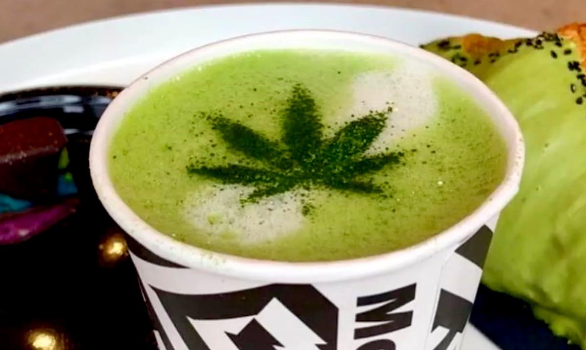 CBD infused Coffee and Tea