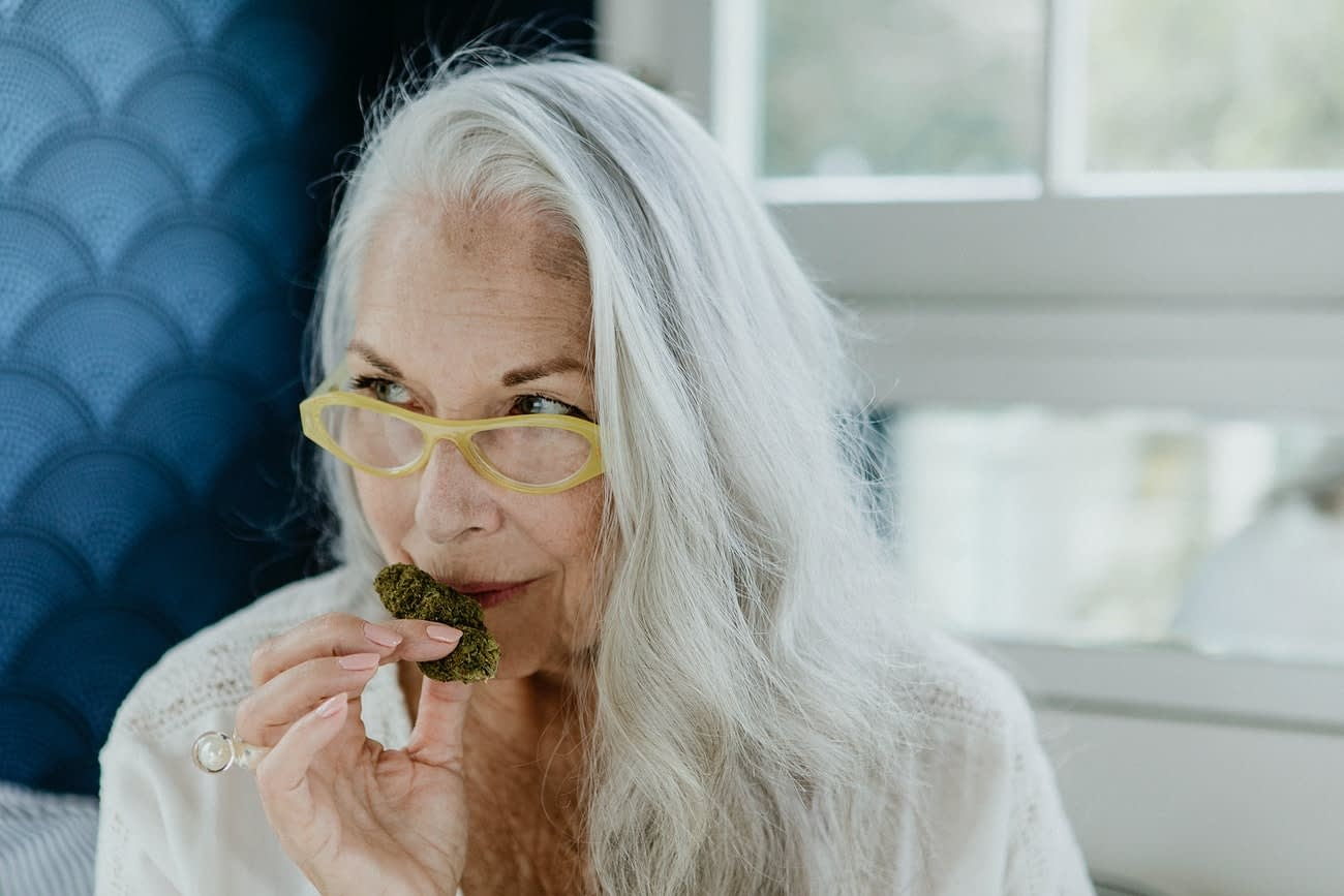 power of CBD flower for the woman of today