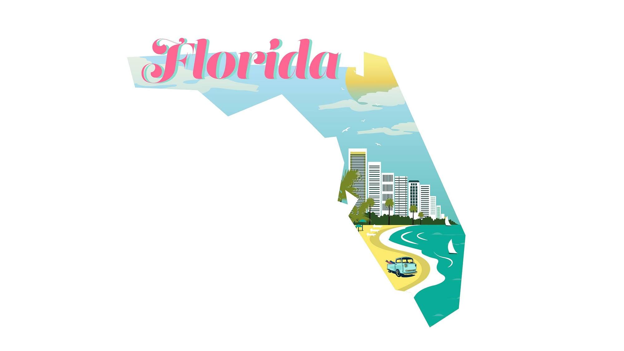 CBD hemp flower and Florida