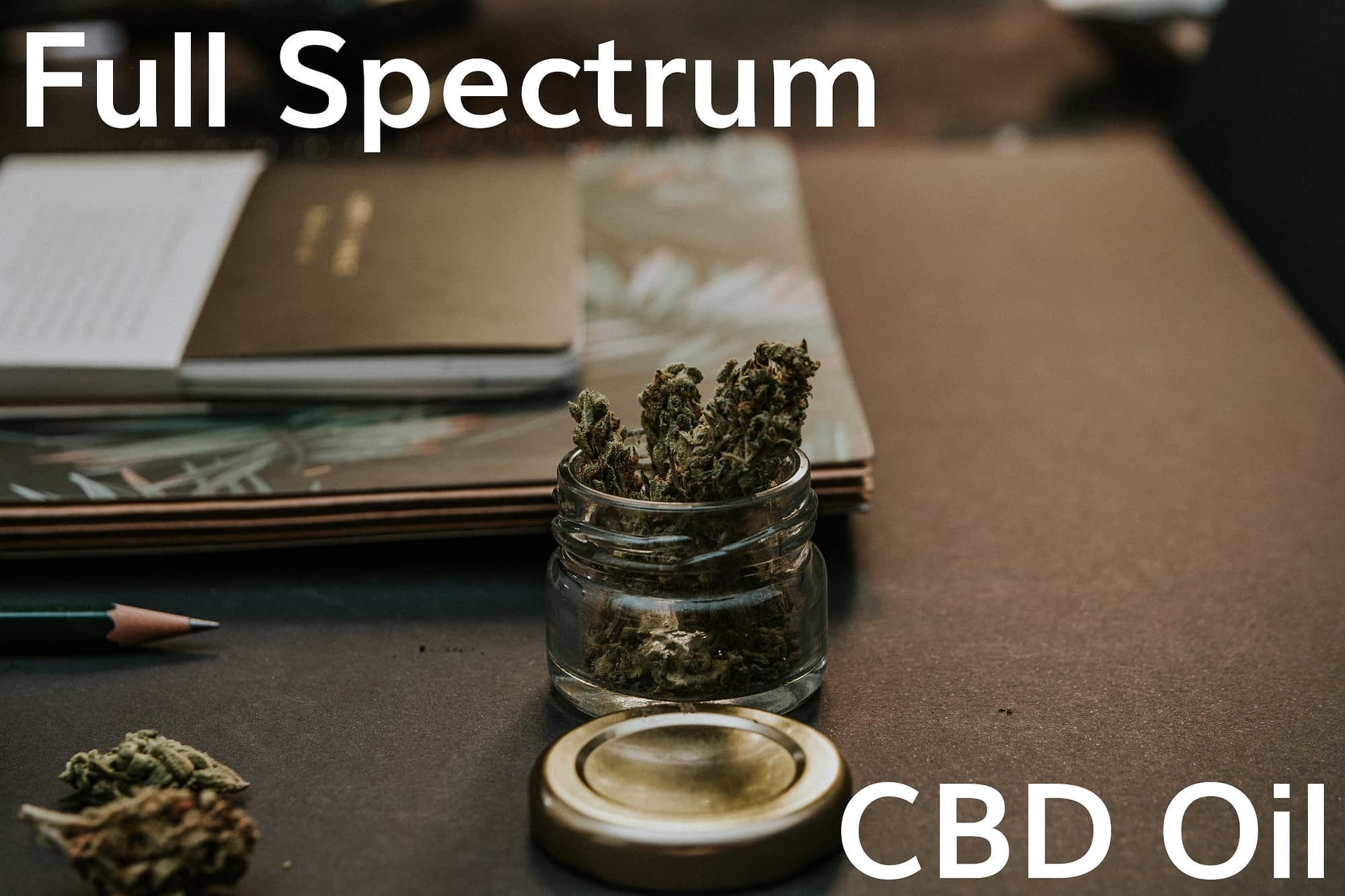 advantage with Full-spectrum CBD