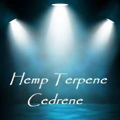 hemp terpene Cedrene