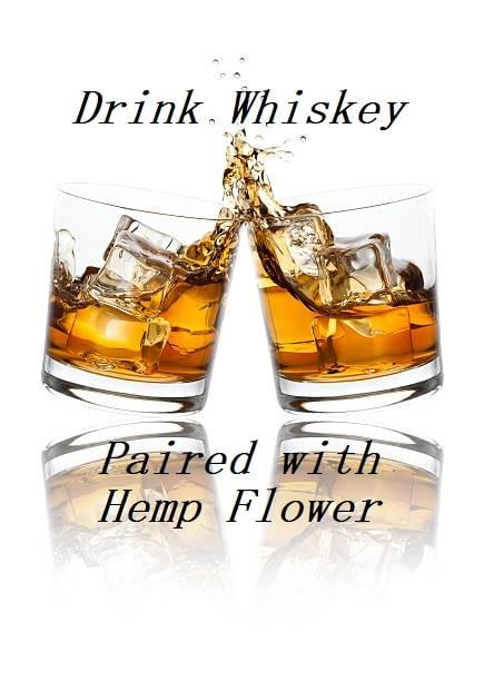 pair it with hemp flower