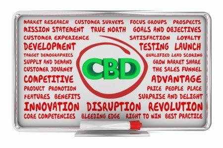 CBD bud market