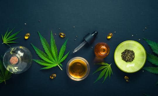 mystery CBD Flower products