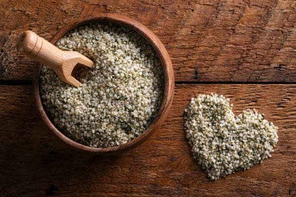 cooking with hemp hearts