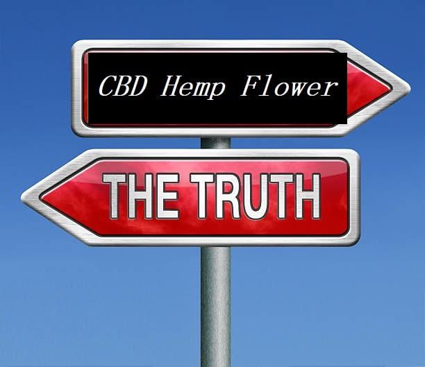 CBD hemp flower truth