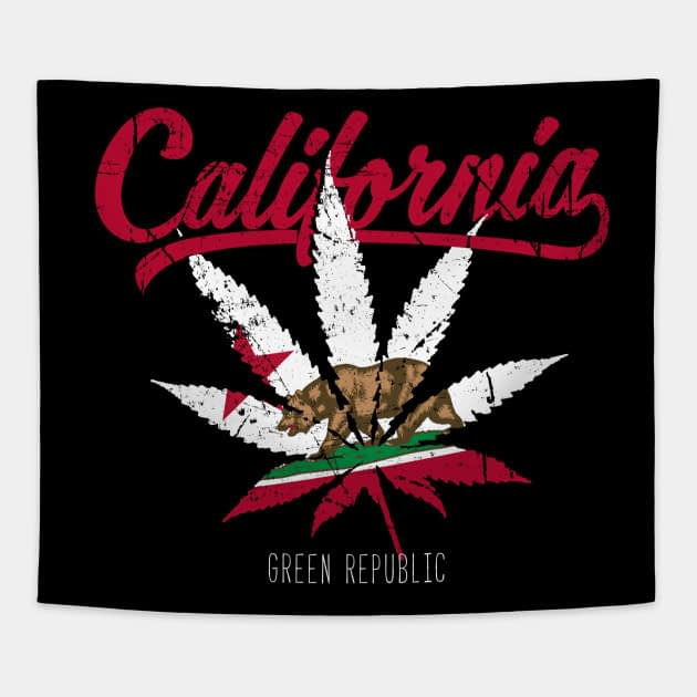 CBD hemp flower in California