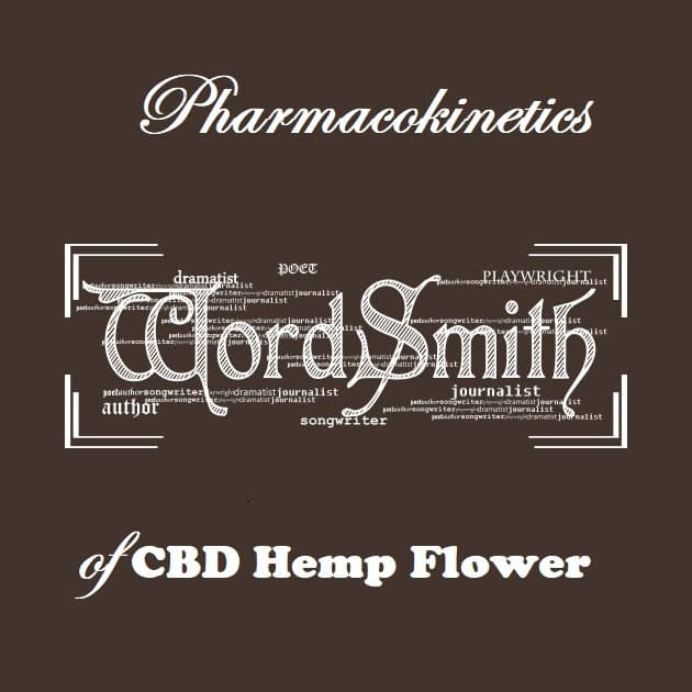 pharmacokinetics of CBD hemp flower